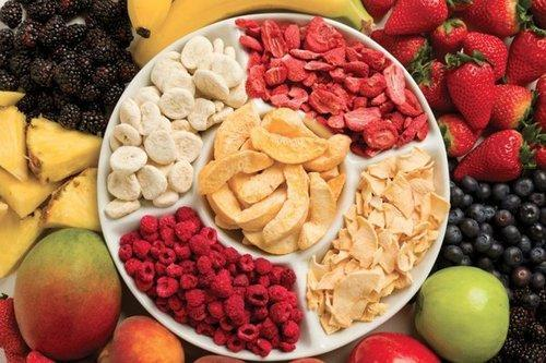 Freeze Dried Products