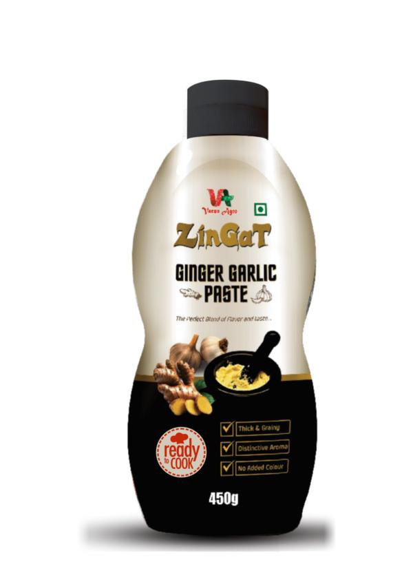 ZinGat -Ginger Garlic Paste