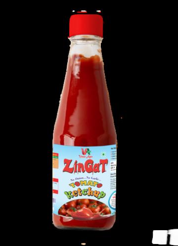 ZinGat -Tomato Ketchup 950 GM Plastic Bottle